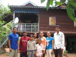 Siem Reap Home Stay, Kompeim Village, Keopor Commune, Pouk District,, Tavien