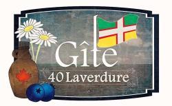 Gîte 40 Laverdure, 40 rue Laverdure, G8L 2R8, Dolbeau