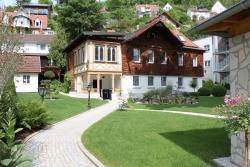 Ferienhaus Villa Marina, Gartenstraße 2/1, 72574, Bad Urach