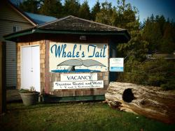 Whale's Tail Guest Suites, 1906 Bay street, V0R 3A0, Ucluelet