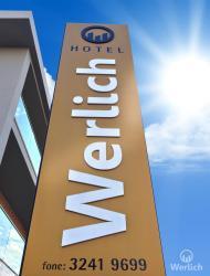 Hotel Werlich, Rua Elizeu di Bernardi, 637, 88101-050, São José