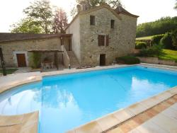 Holiday home Le Moulin De Lavit Le Boulve,  46800, Floressas