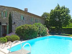 Holiday home Hameau De Fontaube St Saturnin d'Apt,  84490, Cavaillon