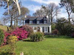 Holiday home La Boissiere Guengat,  29180, Guengat