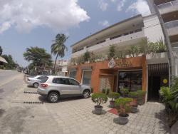 Amann Hotel spa Hammam Sauna, 18 BP 248 rue Paul Langevin, Bietry zone 4c, Abidjan-Marcory,, Marcory