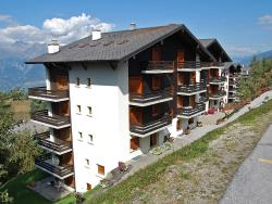 Apartment Cascade I Nendaz Station,  1961, Nendaz