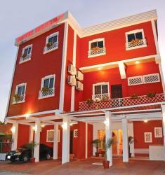 Hotel Merliot, Colonia Jardines de Cuscatlan, poligono G numero 24,, Antiguo Cuscatlán