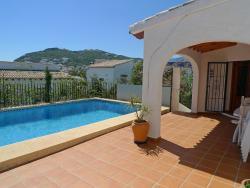 Holiday home Villa Renée Pego,  3780, Monte Pego