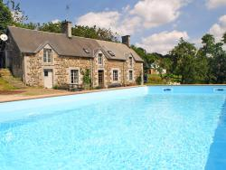 Holiday home La Morandiere Perriers en Beauficel,  50150, Perriers-en-Beauficel