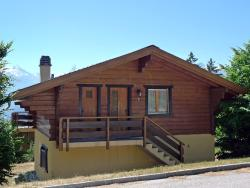 Holiday home Moulinettes Bluche,  3963, Bluche
