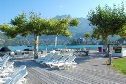 Baie Des Voiles - Duplex Vue Lac 5p, 590 route Annecy, 74410, Duingt