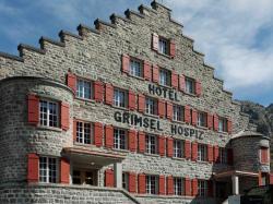 Historisches Alpinhotel Grimsel Hospiz, Grimselstrasse, 3864, Grimsel Hospiz
