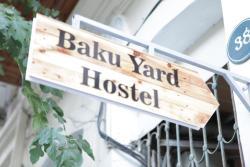 Hostel Baku Yard, 38 Yusif Mammadaliyev, apt. 18/19, AZ1005, Baku