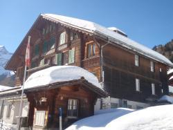 Hotel Alpenrose Saxeten, Mooszaun 93, 3813, Saxeten