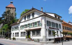 Hôtel-Restaurant de la Tour, Rue de l'Ancien Comté 57, 1635, Bulle