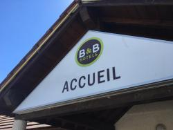 B&B Hôtel Chatellerault, 15 rue Nungesser et Coli, 86100, Châtellerault