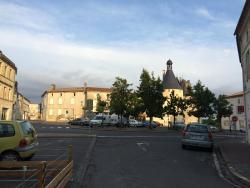 Résidence La Cigogne, 3 rue du Docteur Laporte, 17500, Jonzac