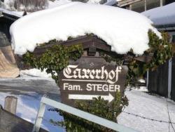 Taxerhof Mittersill, Thalbach 56, 5730, Mittersill