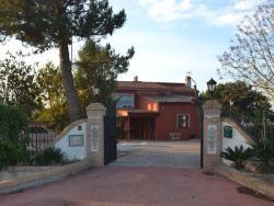 Holiday Home Chalet De Antonio,  46600, Alzira