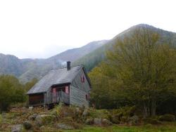 Les chalets de la forêt d'Issaux, Route Départementale 341, 64490, Osse-en-Aspe