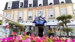 Hôtel de Paris, 14 Place du 6 Juin, 14470, Courseulles-sur-Mer