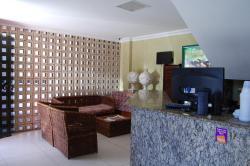 Cactus Hotel, Praca Doutor Sérgio Magalhães, 742, 56903-415, Serra Talhada