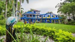 Hostal Eco Yoga Aldea Mahavan, Vereda Puerto Rico,  Via Quebrada Negra,  A 5 Minutos De Calarca  Quindio  Colombia, 631300, Calarcá