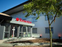 Ramada London South Mimms, South Mimms Services, M25 Junction 23, Bignells Corner, EN6 3QQ, Potters Bar