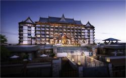 Dalian Shimao Yulong Sea Bay Hot Spring Hotel, No.23,District D,Yulong garden,Dawei avenue, 116110, Jinzhou