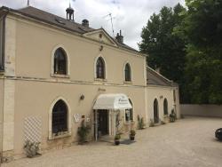Hôtel-Restaurant Le Prieuré, 2 rue Jean Graczyk, 18500, Vignoux-sur-Barangeon