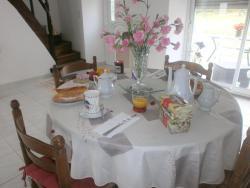 Chambre d'hôtes La Haie, 8 la haie, 35120, Roz-Landrieux