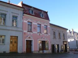 Apartman Pod Kostelem, Sezimovo Namesti 68, 58813, Polná