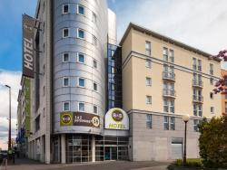 B&B Hôtel Paris Est Bondy, 90 avenue Gallieni, 93140, Bondy