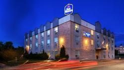 Best Western Swan Castle Inn, 189 Railway St & 7th Ave , P0L 1C0, Cochrane