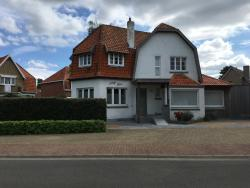 Cottage Fleuri, Albert Bliecklaan 33, 8670, 科克赛德-巴德