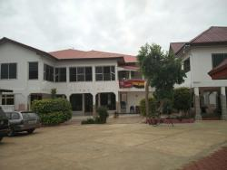 Pin Drop Hotel, Close to the Police Station, Anloga, Volta Region,, Anloga