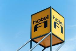 hotelF1 Villemomble, 8 A 12 Allee Du Plateau, 93250, Villemomble