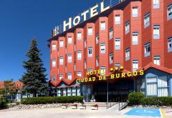 Sercotel Hotel Ciudad de Burgos, Carretera Madrid-Irun km 251, 09199, Rubena