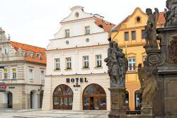 Hotel U Hada Žatec, Náměstí Svobody 155, 438 01, Žatec
