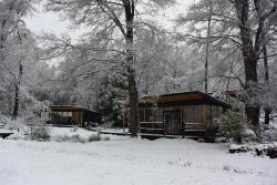 Nordic Lodge Chillan, Camino las termas km. 56 sector la invernada, Correo de recinto #portal 8 comuna de pinto,, Recinto