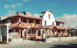 Hosteria Alpaka Quilotoa, Calle Principal Quilotoa a 200 metros de la Laguna del Quilotoa, 050405, Quilotoa