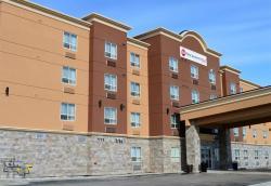 Best Western Plus Kindersley Hotel, 501 14th Ave East , S0L 1S0, Kindersley