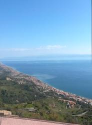 Vistamare Panorama, Via Alcide de Gasperi, 32 bzw. Via SS Annunziata 91, 98030, Forza d'Agro