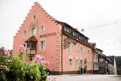 Landgasthof Hotel Rebstock, Schloßstraße 10, 79780, Stühlingen