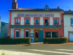 Hotel de l'Avenue, 14 Avenue de Saint Rambert, 42160, Bonson