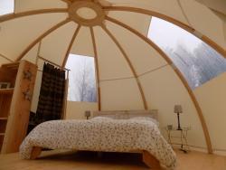 Dome Aux Etoiles, 9 rue des étangs, 10130, La Coudre