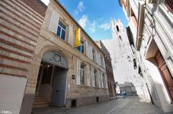 Hotel Le Prieure, 17 Rue Porion, 80000, Amiens
