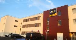 Ace Hotel Troyes, 89 route d'Auxerre, 10120, Saint-André-les-Vergers