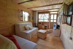 Sweet Wooden Home Krsmanovic, Tvrdići, 31210, Mladovo