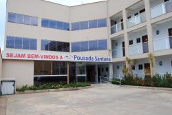 Pousada Santana, Rua Dr. Irany Ferreira ,112, 75388-716, Trindade